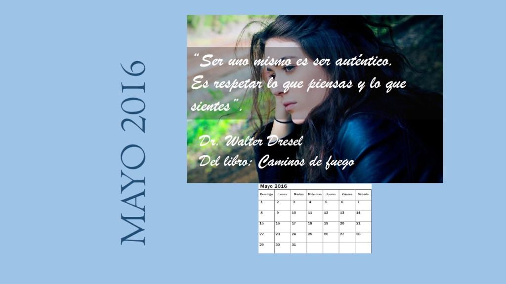 Calendario mayo 2016 - WD -