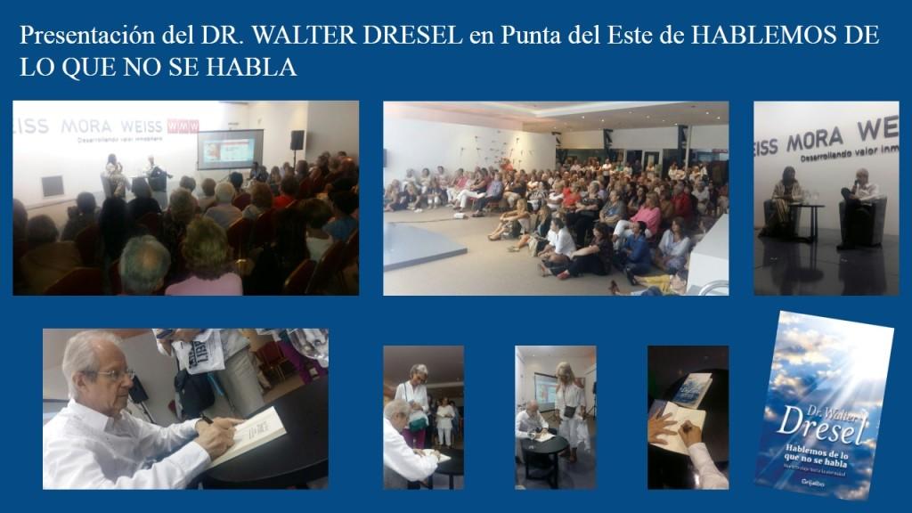 Charla en Punta del Este - WD - 2