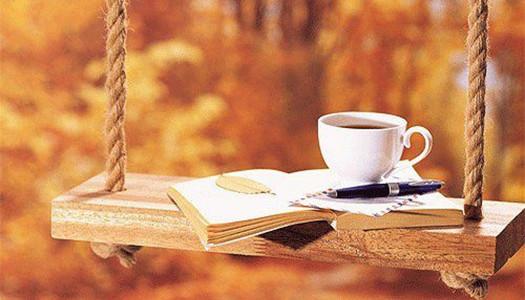 Tomando un café …